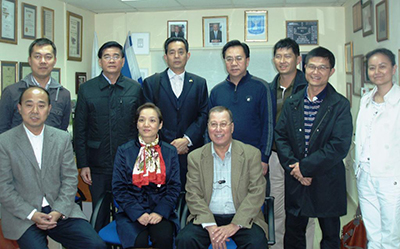 Chinese Delegation1