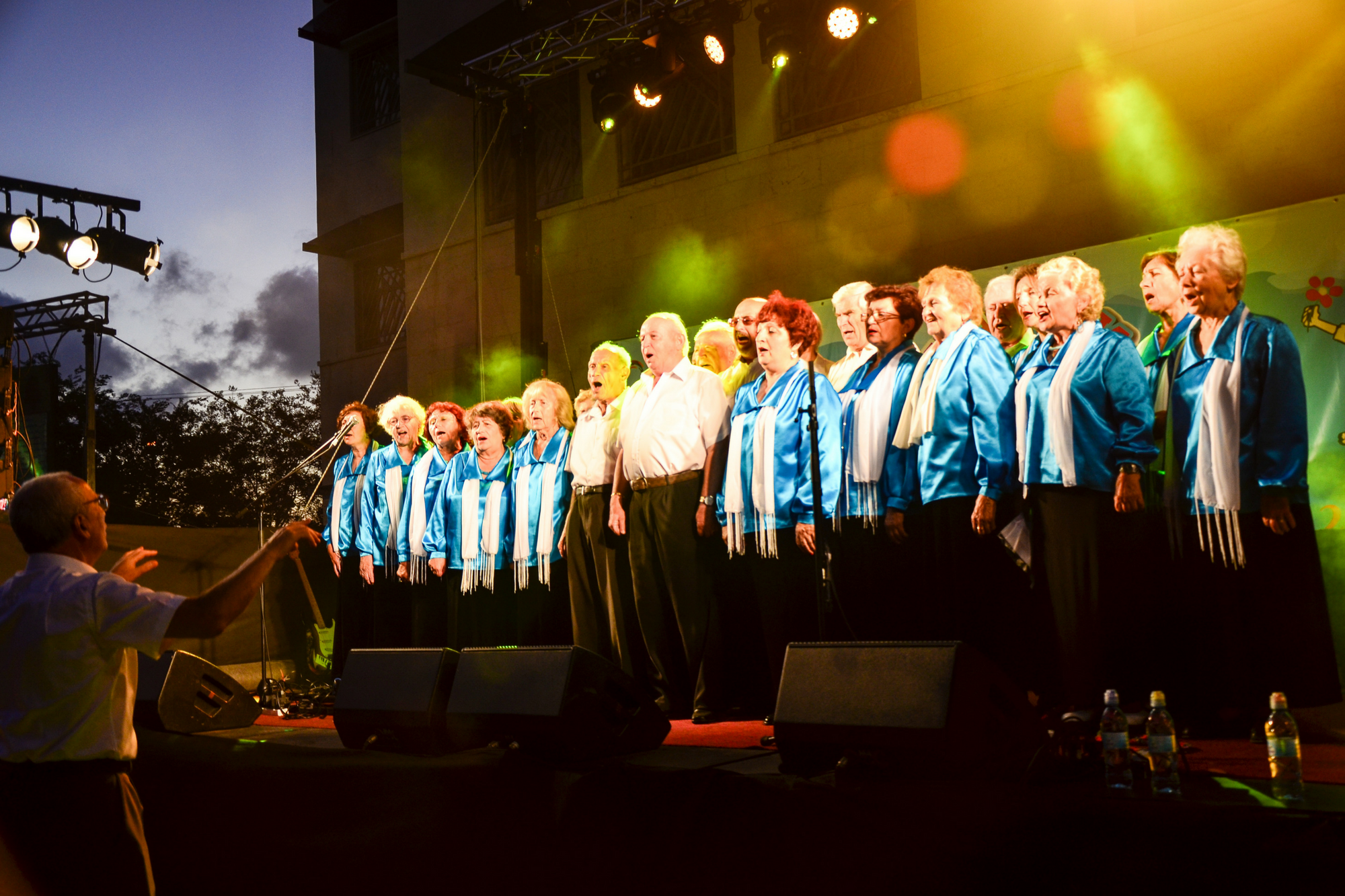 'Song of the Heart' Choir