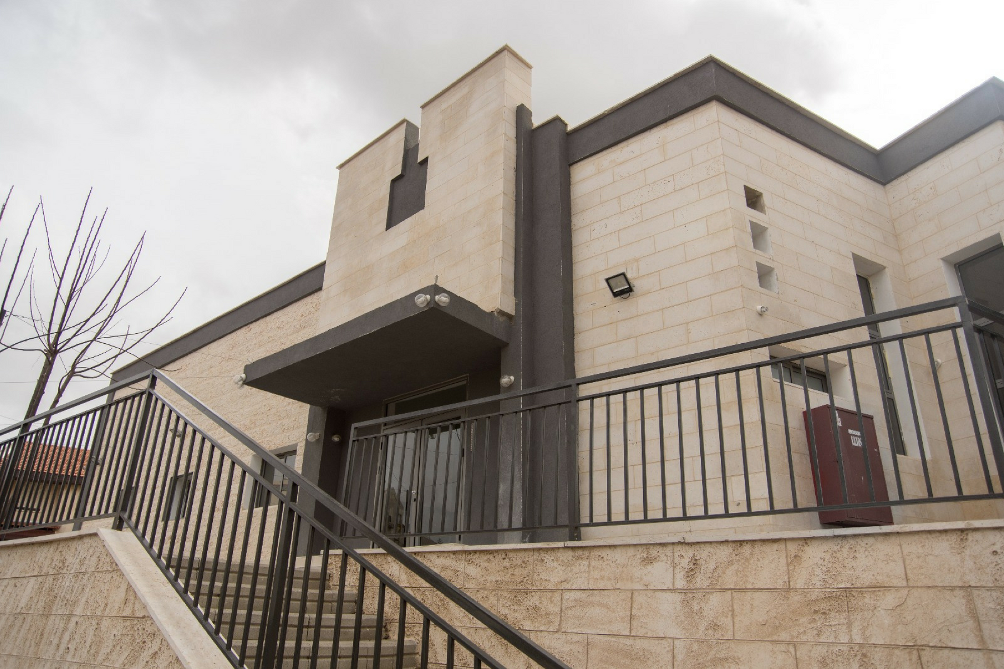 Synagogue Enhancement